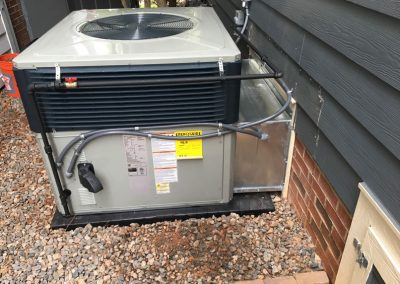 heating and air conditioning service north raleigh