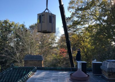 residential heating and air