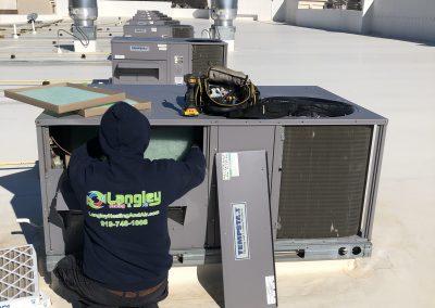 Wake Forest Commerical HVAC Repair