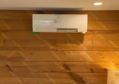 Mini split heating and air conditioning repair in Raleigh, NC