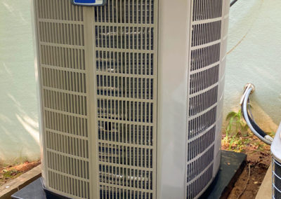 New heating and air conditioning installation Raleigh NC