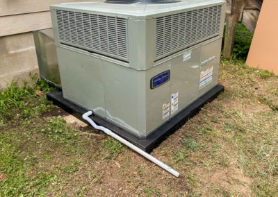 New heating and air conditioning service Raleigh