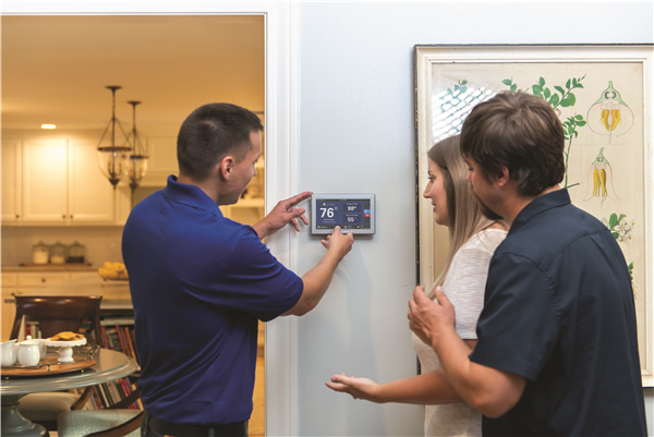 residential HVAC service in Raleigh